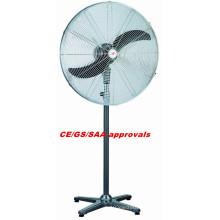 Ventilador eléctrico industrial del soporte de los 65cm con CE / SAA