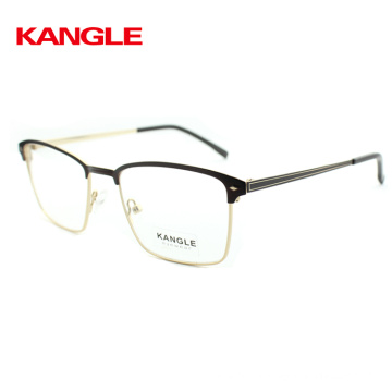 2018 new products metal glasses frame with classic design