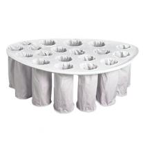 Bolsas de filtro para secadores