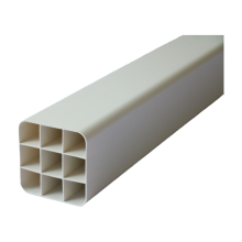 china wholesale electrical pvc square plastic price pipe
