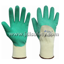 Work Glove with Natural Latex 3/4 Coating (LY2017)