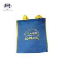 Cheap printed eco non woven tote shopping bags