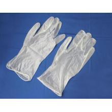 Gants médicaux jetables en vinyle transparent sans poudre