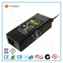 AC para dc 220v 12v adaptador de comutação de energia 12v 7a fonte de alimentação 84 watts potência de transformador 7000ma com certificado CE UL1310