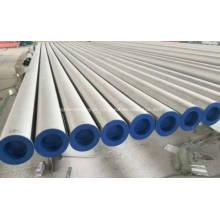 Tubo de liga Hastelloy ASTM B474 UNS N10675 EFW