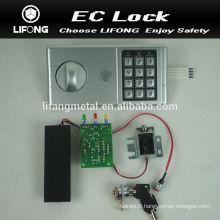 code de combinaison 3-6 chiffres serrure électronique bon marché pour assurer la sécurité