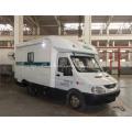 Voiture de livraison de nourriture Iveco 130 HP à vendre
