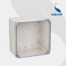 Saip / Saipwell Новый дизайн прозрачный пластиковый корпус 200 * 200 * 130 мм