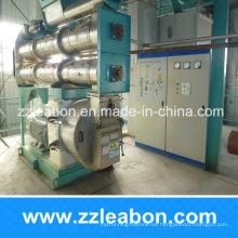 Línea de producción / planta de la pelotilla de la alimentación del cerdo del uso 10t / H
