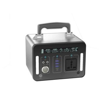 Batterie Li-ion 500W facile à transporter