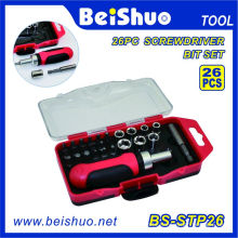 Chrome Vanadium Screwdriver Set Screwdriver Bit Set