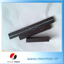 Flexible rubber magnet