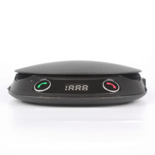 Transmissor de rádio FM viva-voz Bluetooth Speakerphone para carro