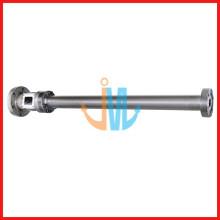 Plattenextruder und Laminiermaschine Schraube und Zylinder