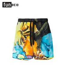 2018 Männer printed Shorts casual fashion shorts neue Design-Anziehungskraft 2018 Männer printed shorts casual fashion shorts neuen Design-Appeal