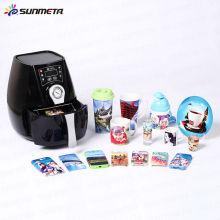 Sunmeta Mini 3D Sublimation Phone Case Machine Prix