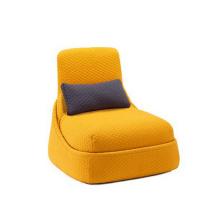 Chaise de sofa de tissu de meubles de conception de maison avec le nouveau style