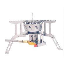 outdoor Gas Valve Burner
