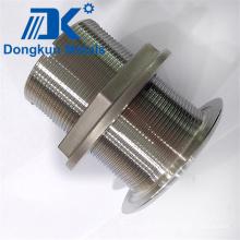 Fermeture en acier inoxydable 304 avec usinage CNC