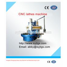 Torno CNC de alta precisão para venda oferecido pela fabricação de máquina de torno CNC