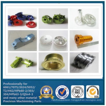 Custom Small Parts CNC Precision Parts for Machinery Equipments (WKC-560)