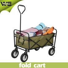 Carro utilitario plegable plegable del carro de mano del carro con las ruedas