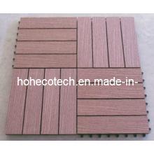Настил WPC Сделай сам плитка, 300*300мм, текстуры коры (30S30-5)