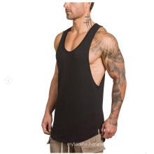 Soild Color Bodybuilding Casual for Men