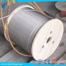 EN10272 recozido e polido AISI316L fio de solda de aço inoxidável