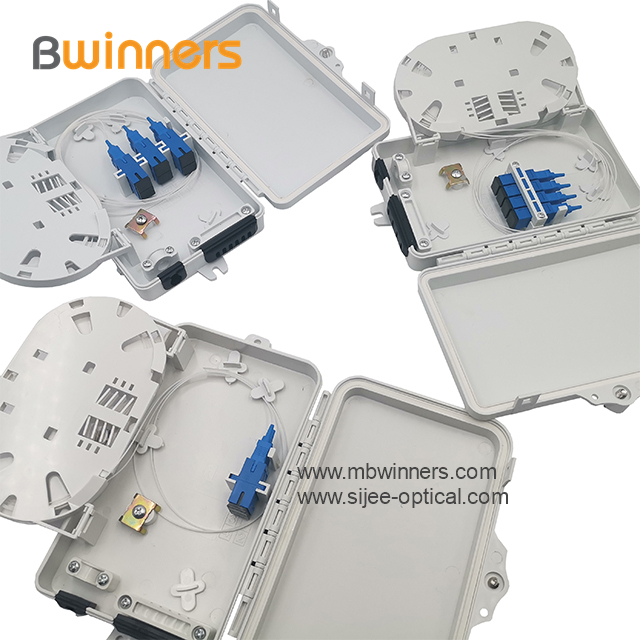 ftth 12 cores termination box