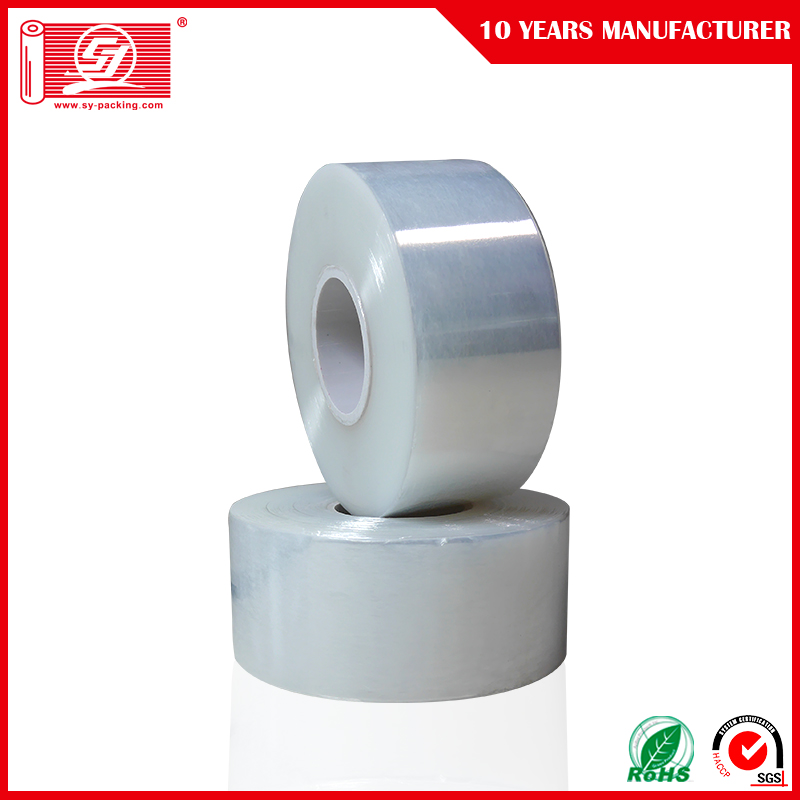 ميني رول امتداد فيلم Lldpe Shrink Wrap Film