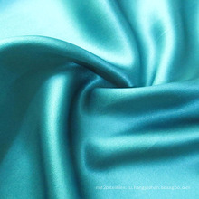 16 мм Шармёз стиль шелковые ткани для свадебного платья