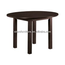 XinYu supplies quality restaurant dining tables for the hotel XT6899