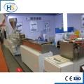 Chine Extrudeuse en plastique à double vis Fabricant pour Recyclage pour animaux de compagnie