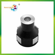 Мини 1 Вт нержавеющей стали ip68 LED подземный Светильник, подводный свет
