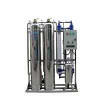 Ultra filtro de membrana de filtración para el lavado de coches Reciclaje de agua