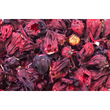Dry hibiscus flower from sudan