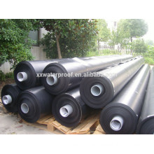 1.2mm 1.5mm 2.0mm HDPE geomembrane liner price for landfill pond liner fish farming