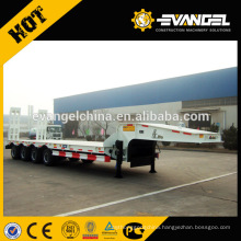 Brand New 40ton 3 axle container trailer for sale 9402TP 40ft flatbed container semi trailer
