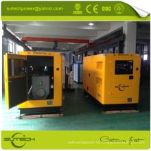 niedriger Kraftstoffverbrauch 60kva Dieselgenerator angetrieben durch CUMMINS Motor
