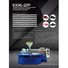 Machine de moulage par injection d'air en PVC