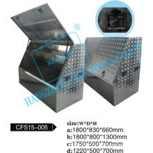 neue 2016 große Aluminium-Werkzeugkoffer