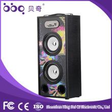 Superbass tragbaren hochwertigen Preis 18 Zoll Outdoor-Lautsprecher
