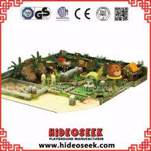 Indoor-Spielplatz-Ausrüstung für Europa-Markt