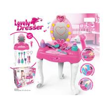 Девочки притворяются красотой игрушки Пластиковые Dresser Set игрушки (H5931060)