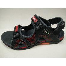 China Zapatos de cuero de alta calidad al aire libre de ocio de verano Sandalias para los hombres