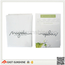 Customized Microfiber Sliver Polishing Cloth (DH-M0058)