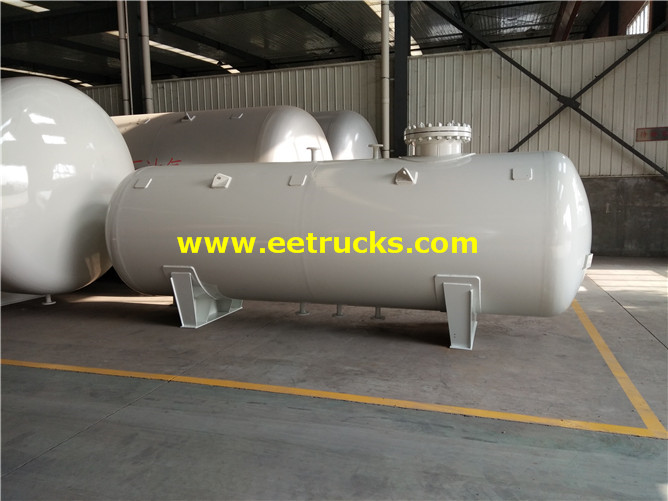 Small Aboveground LPG Tank