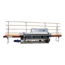 10 Motor Glass Straight Line Beveling Processing Machine