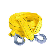 Car Heavy Duty Tow Strap with Safety Hooks